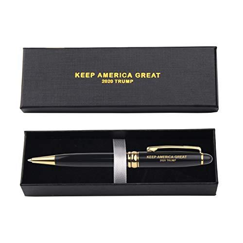 Patriotic TRUMP Gold USA pens to compliment any Donald Trump talking pen Donald Trump pen holder, Trump pencil holder Trump pencil sharpener Donald Trump talking figure talking trump bobblehead 1 Pck