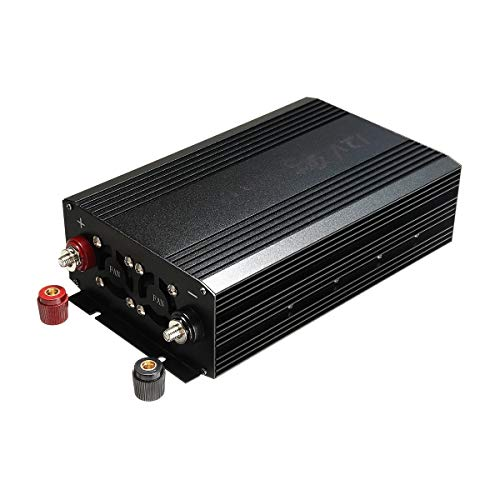 N\A Coche inversor de energía DC 12V a 110V AC convertidor 3000W Pico 60Hz Onda sinusoidal Pura inversor de la energía
