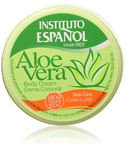 Instituto Español, Crema corporal - 6 de 400 ml. (Total 2400 ml.)