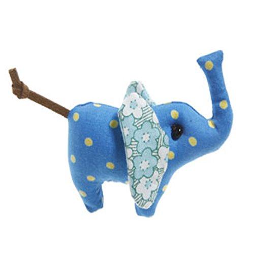 Sass & Belle Anstecknadel Elefant - farblich Sortiert - Preis pro Stück!