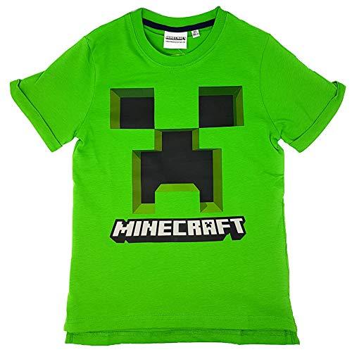 Jungen Creeper T-Shirt (Farbmix 2, Größe 128)