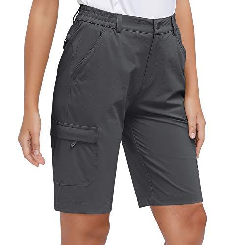 Libin Women's Lightweight Hiking Shorts Quick Dry...