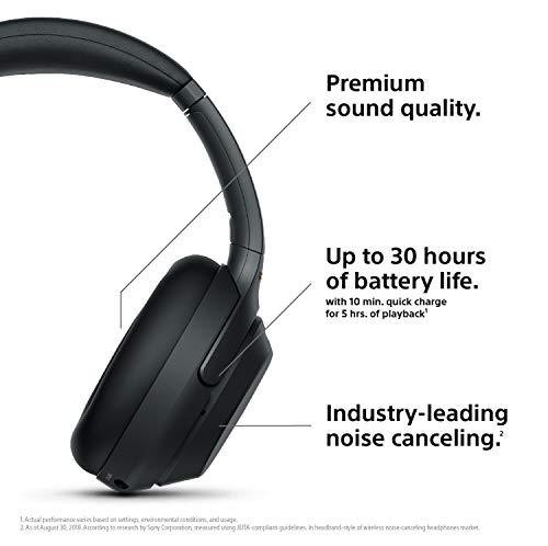 Headphone Battle: Sony WH-1000XM3 vs Bose QC35 II 9