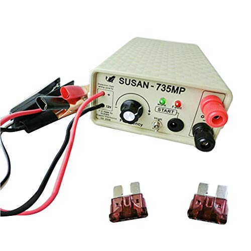 zzopne SUSAN 735MP Ultrasonic Inverter Electro Fisher Fishing Machine