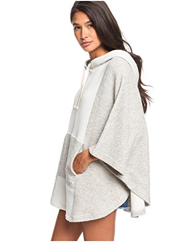 Roxy Summer Surf - Oversized Poncho Hoodie for Women - Frauen