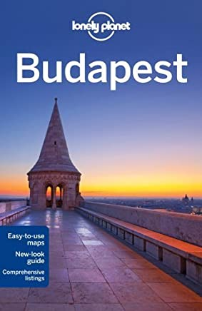 Lonely Planet Budapest (Travel Guide) by Lonely Planet Steve Fallon(2012-02-01)