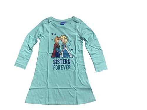Disney Die Eiskönigin Nachthemd hellblau (104)