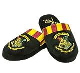 Harry Potter Hogwarts Adult Mule Slippers Mens Large UK 8-10