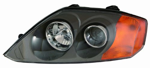 04 tiburon headlight assembly - 7
