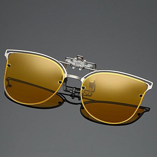 Weichunya Gafas de Sol de Mujer Clip de Ciclismo Gafas de Sol...