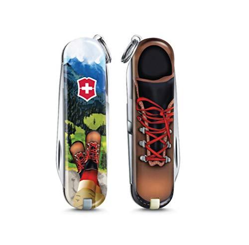 Victorinox Classic 2020 I Love Hiking Swiss Army Knife - Sports Limited Edition
