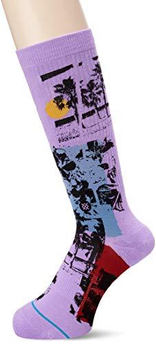 Stance Foundation Habana Socken violett/bunt, 43-46