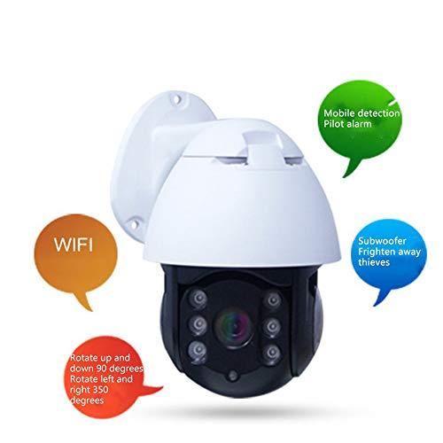 Xiaoyh Outdoor camera PTZ Wifi veiligheid HD 1080P draadloze WiFi IP Smart Camera voor mannen bewaking nachtzicht buiten Security Camera Monitor