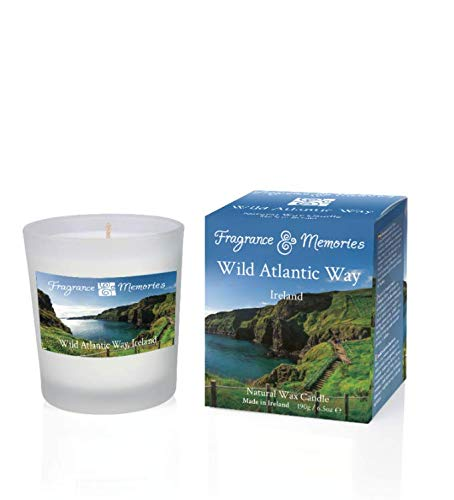 Fragrances and Memories Scented Candle - 6.5 oz - Wild Atlantic Way