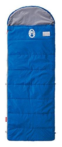 コールマン(Coleman) 寝袋 スクールキッズ C10 使用可能温度10度 封筒型 ブルー 2000027268
