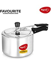Pigeon by Stovekraft Favourite Alluminum Pressure Cooker with Inner Lid