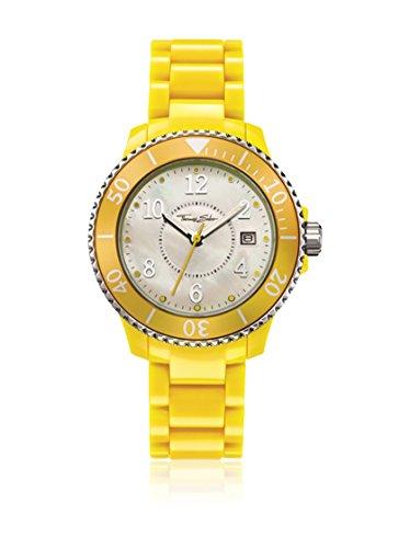 Thomas Sabo WA0113-249-202-39 mm - Reloj de pulsera para mujer, amarillo