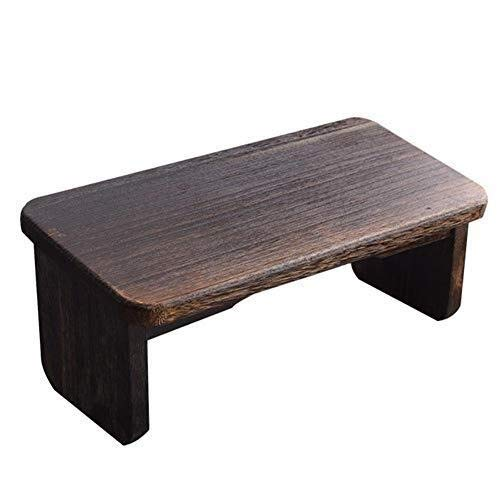 Review Of ZHWGS Yoga Chair Headstand Bench Windyday Cervical Solid Wood Yoga Stool, Dharma Meditatio...