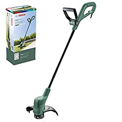The Easy Garden Tools from Bosch - for small and medium-sized gardens Cutting at different heights with a comfortable posture: Lightweight, balanced design and adjustable auxiliary handle for easy handling and optimal results. Continuous cutting and ...