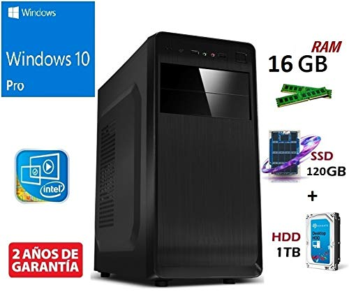 PC Ordenador SOBREMESA Intel Core I5-8400 HEXACORE 6X 4.00GHz 9M ...