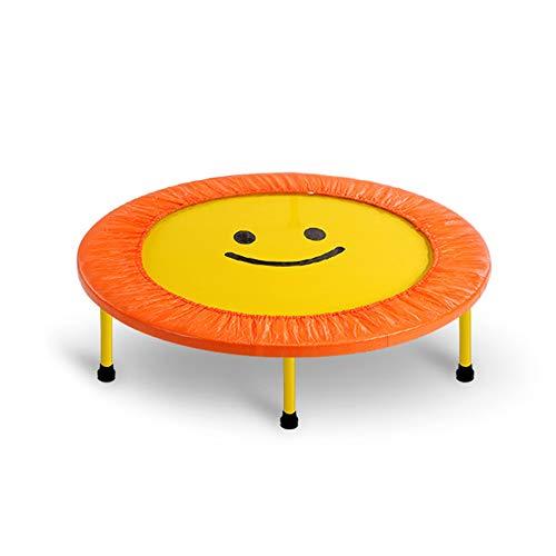 LANGYINH Kids Mini Rebounder Trampoline, Opvouwbare en Duurzame Peuter Trampoline voor Kinderen Oefening of Spelen Binnen of buiten, Max Load 165lbs