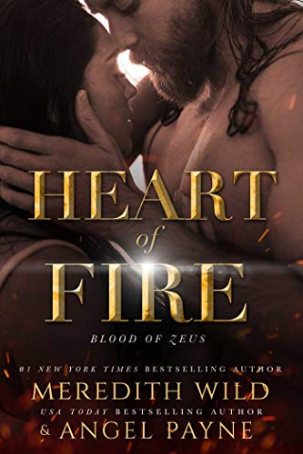 Heart of Fire: Blood of Zeus: Book Two (2)