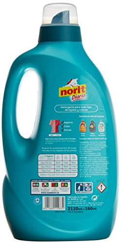 Norit Diario – Detergente Líquido para Todos los Tejidos y Colores