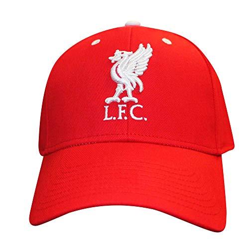 Gorra Oficial del Liverpool FC Premier League Champions Football Crest