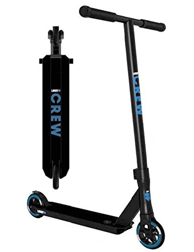 LUCKY CREW PRO STUNT SCOOTER – BLACK