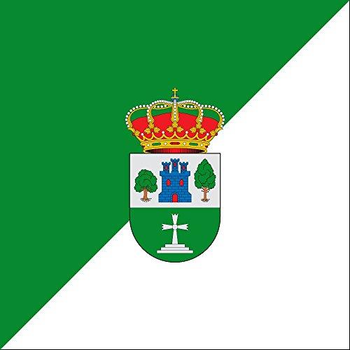 magFlags Bandera Large Navaconcejo, Cáceres, España | 1.35m² | 120x120cm