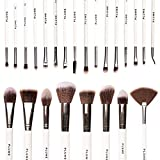 Consists of 09 Face Brushes and 14 Eye Makeup Brushes 23 Pieces Professional Makeup Brush Set