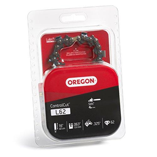 Oregon L62 ControlCut 16-Inch Chainsaw Chain, Fits Stihl,grey