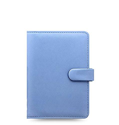 Filofax 22588 Terminplaner, Personal Saffiano Vista, blau