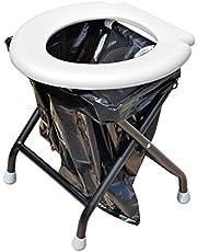 YACHTICON Mobiel vouwtoilet campingtoilet toilet toilet toilet festival caravan reizen