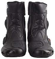 ブーツ スポーツブーツ モトクロスブーツ ツーリングシュ 防寒防水機能 メンズ (43)