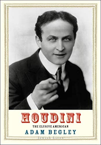 Houdini The Elusive American Jewish Lives product image