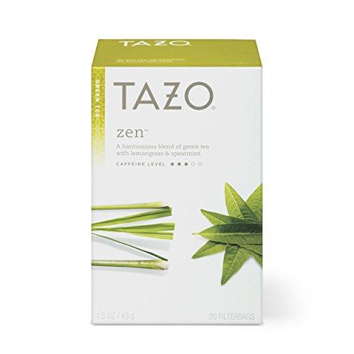 Tazo Tees, Zen, Grüner Tee, 20 Filterbeutel, 1,5 Unzen (43 g)