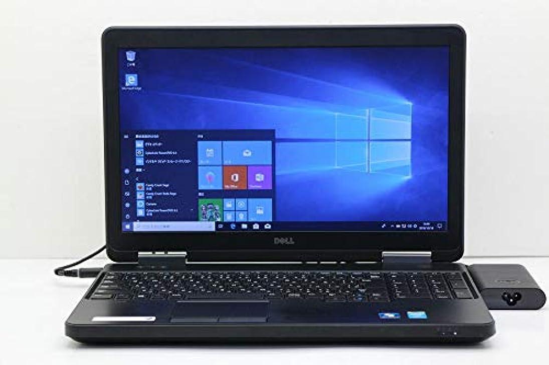 乏しいエンジン家禽【中古】 DELL Latitude E5540 Core i3 4010U 1.7GHz/4GB/500GB/DVD/15.6W/FWXGA(1366x768)/Win10