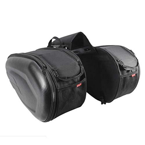 OYHN Motorrad Satteltaschen Motorradkoffer & Gepäck Satteltaschen Für Reisegepäck mit großem Fassungsvermögen,A