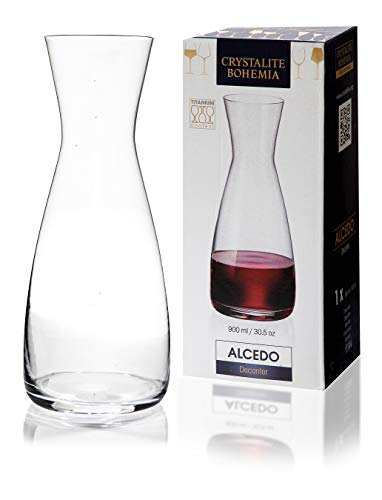 Wijn Decanter 900ml - Bohemia Crystal