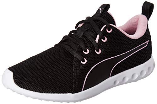 Puma Damen Carson 2 New Core WN's Sneaker, Black-Pale Pink, 40 EU