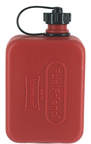 FuelFriend® 0,5 Liter - Klein-Benzinkanister Mini-Reservekanister