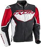 Ixon Chaqueta moto Sprinter Negro/Blanco/Rojo, Negro/Blanco/Rojo, M