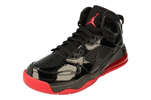 Nike Air Jordan Mars 270 Hombres Baloncesto Entrenadores Cd7070 Zapatillas Zapatos, negro (Negro Antracita Gym Rojo 006), 42.5 EU