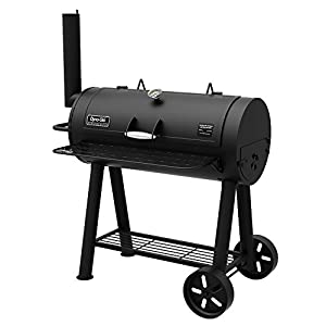 The Dyna Glo DGSS675CB-D Charcoal Grill Review