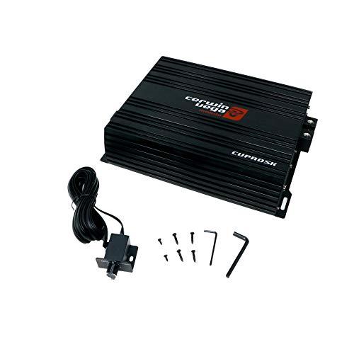 Cerwin Vega CVPRO5K 5000W Max Full Range Class D Monoblock Pro Amplifier w/Bass Control Knob