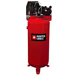 Porter Cable 60 gallon air compressor reviews: A Single Stage Stationary 1