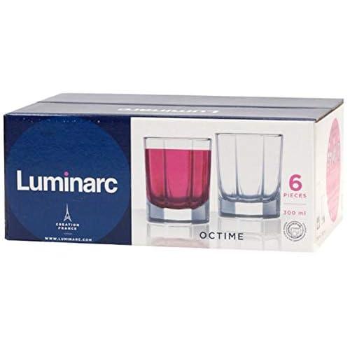 Bicchieri da cocktail Luminarc Octime, 6pezzi, in confezione originale