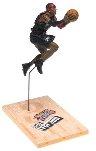 McFarlane Toys NBA Sports Picks Series 6 Action Figure Allen Iverson (Philade...