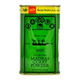 Schiff Madras Curry 250 g Pulver
